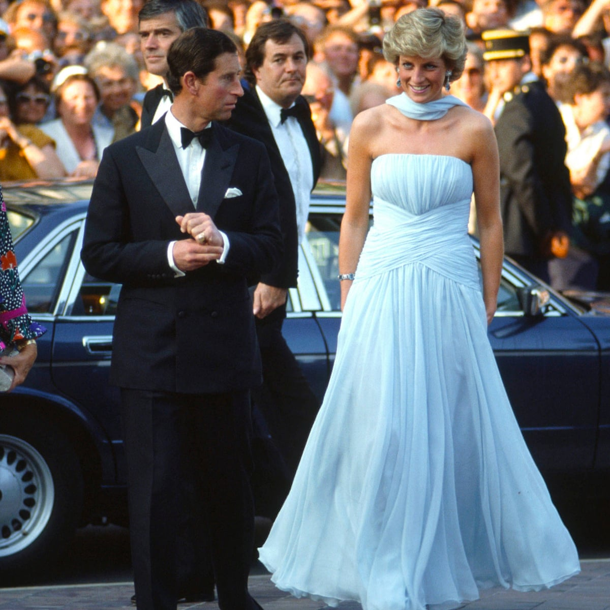 Princess Diana's fashion legacy to be celebrated at Kensington Palace | Diana, Princess of Wales | The Guardian