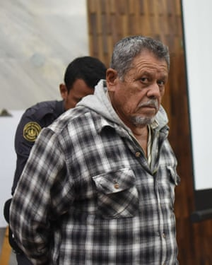 Heriberto Valdez Asij: sentenced to 240 years in prison.