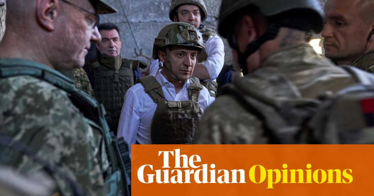 Zelenskiy's brush with Trump won't help him end Ukraine's war | Liana Semchuk