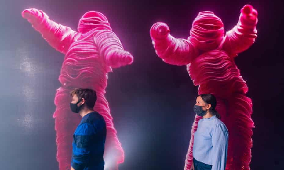 The Chemical Brothers' sensory spectacle by creative studio Smith & Lyall