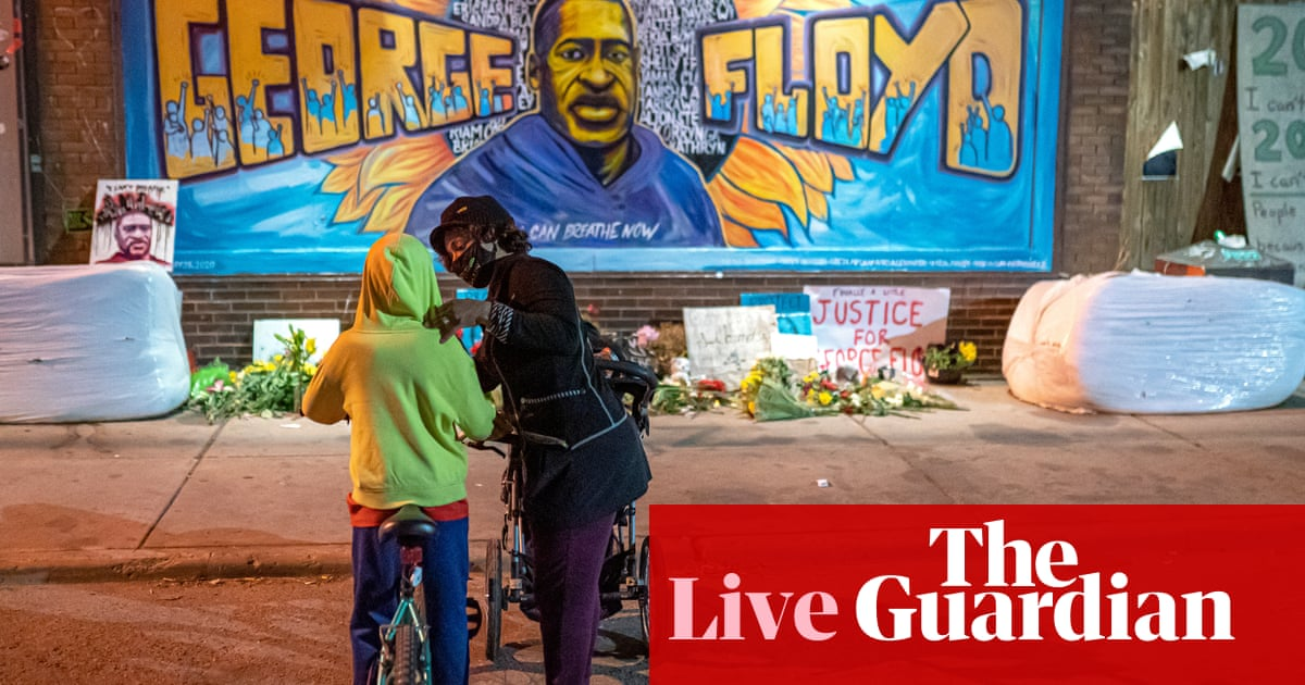 George Floyd's 'life, it mattered', brother says in wake of Chauvin guilty verdict – live