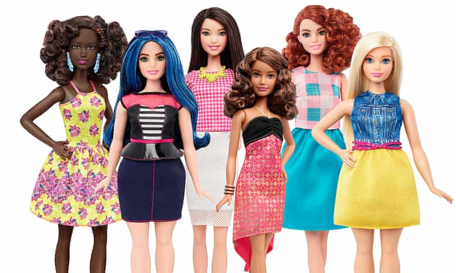'Perhaps the only true test of whether this new Barbie is a success is to survey our kids' rooms at the end of the year and see how many doll heads litter the floor.'