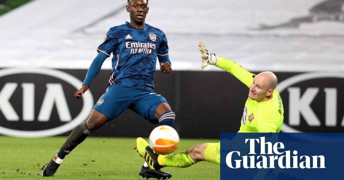 Race to sign Arsenals Folarin Balogun intensifies with three-way battle
