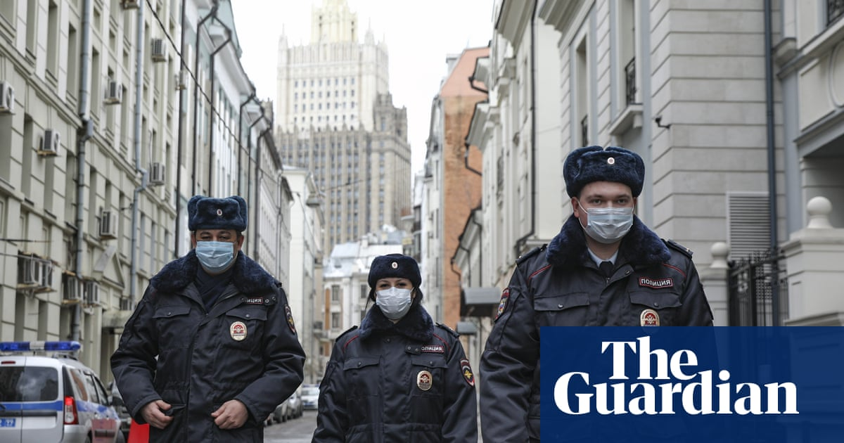 'Cybergulag': Russia looks to surveillance technology to enforce lockdown