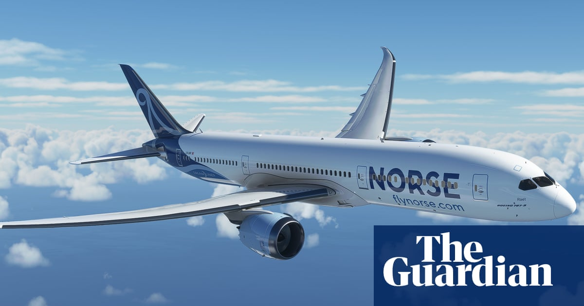 New budget Norwegian airline will fly from London to New York by 2022