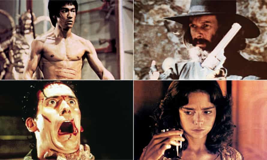 Midnight marauders: Enter The Dragon, El Topo, Suspira and Evil Dead II