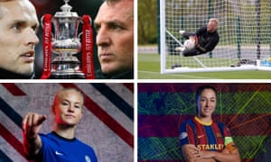 Chelsea are in two finals this weekend, with the men's team taking on Leicester in the FA Cup final and the women's team facing Barcelona in the Champions League final.