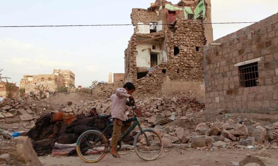 'Saudi Arabia's intervention in Yemen has precipitated the world's worst humanitarian and development crisis.'
