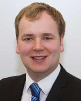 William Wragg, Tory MP for Hazel Grove