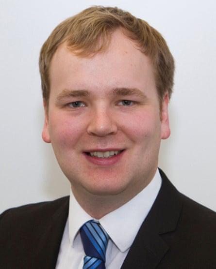 William Wragg, Tory MP for Hazel Grove