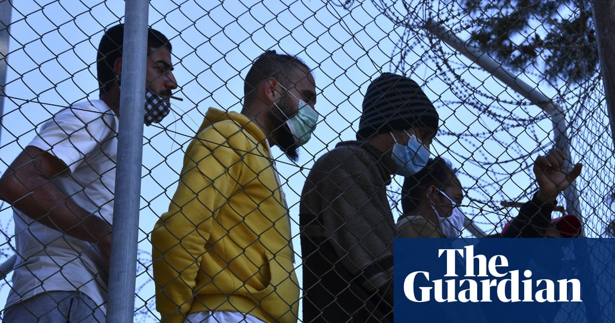 Why Greece's expensive new migrant camps are outraging NGOs