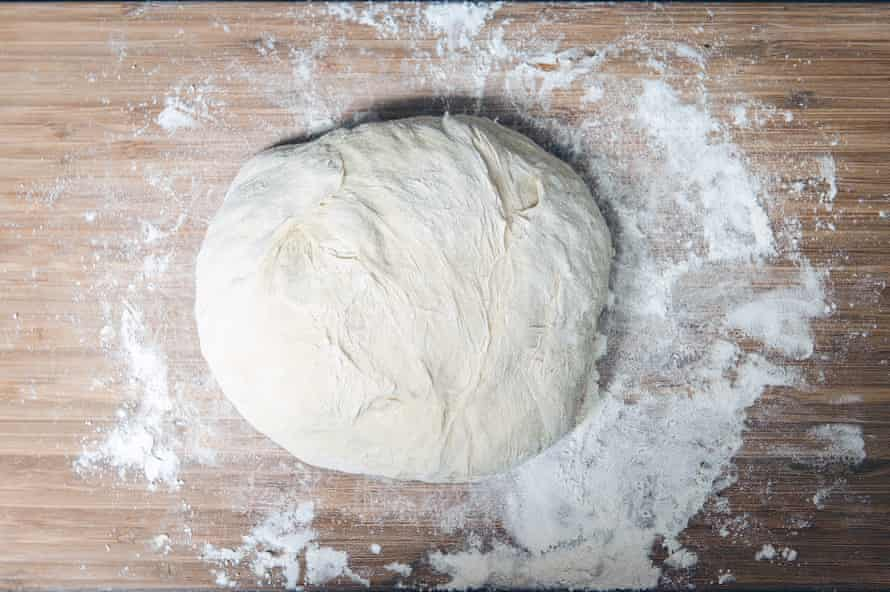 If your dough won't rise, check the yeast is not out of date and that your kitchen is not too cold.