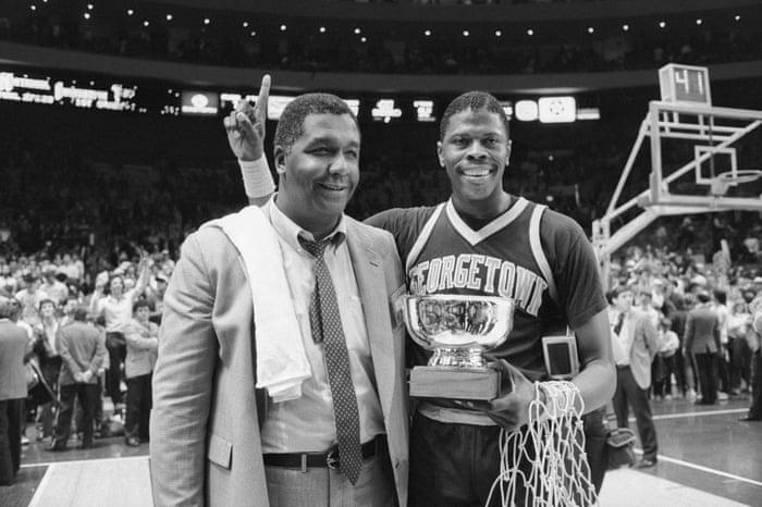 Patrick Ewing Hired As Georgetown Hoyas Basketball Coach