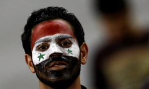 Some Syrian Australians see the football team as an instrument of dictator Bashar al-Assad in the country's five-year civil war.