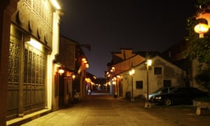 Huzhou, the scene of the 1995 murders for which author Liu Yongbiao has been arrested.