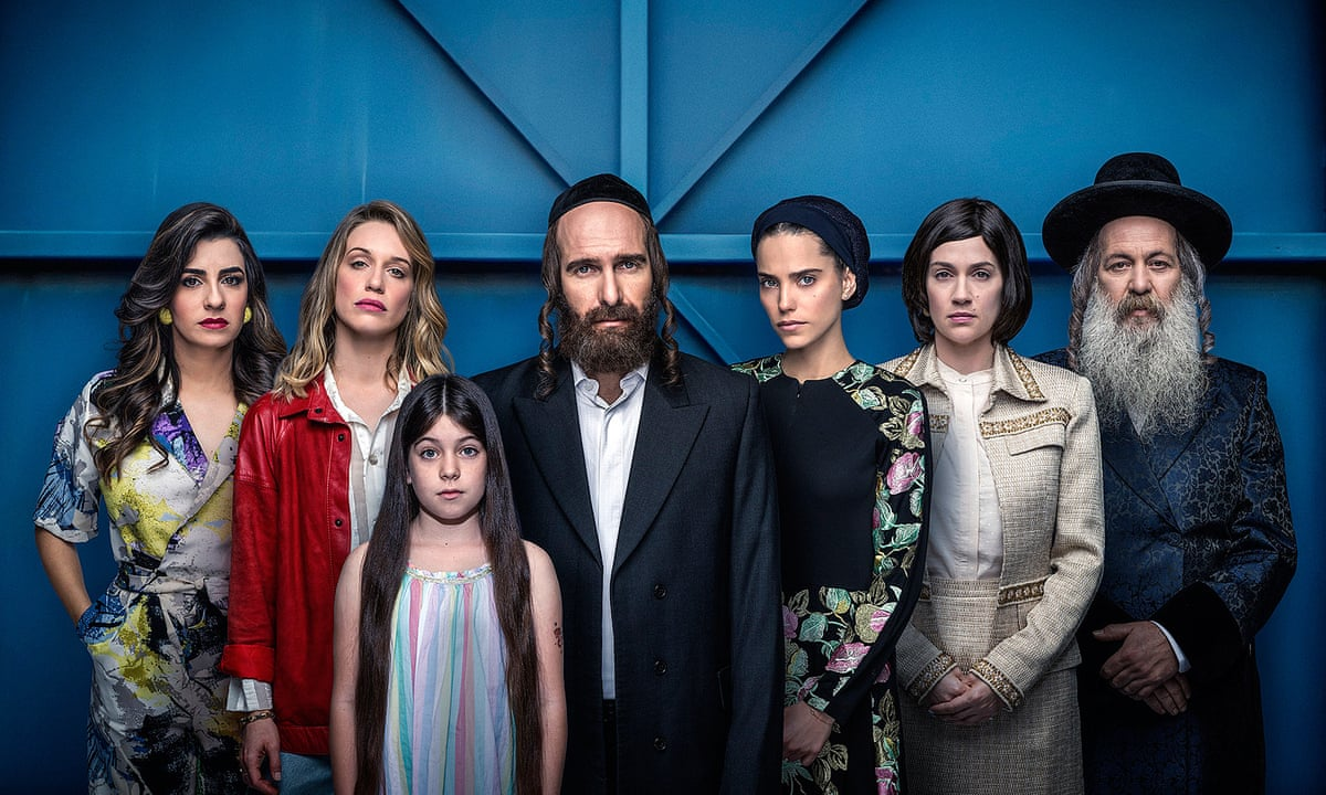 Israeli Tv Show Puts Wall Between Secular And Ultra Orthodox Jews Israel The Guardian