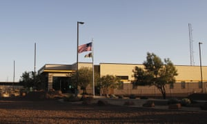 Associated Press reported older children were trying to take care of infants and toddlers at the station in Clint, Texas.