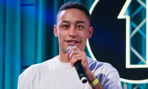 Loyle Carner is on the shortlist for the Mercury Prize 2017.