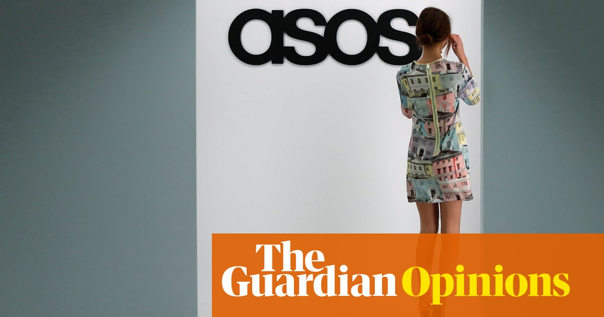 Curse of Asos strikes again as profit forecast and share price tumble
