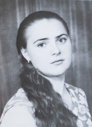 Elizabeta Moldovan at 28.