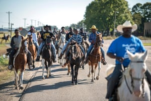Cowboys and cowgirls in Washington County