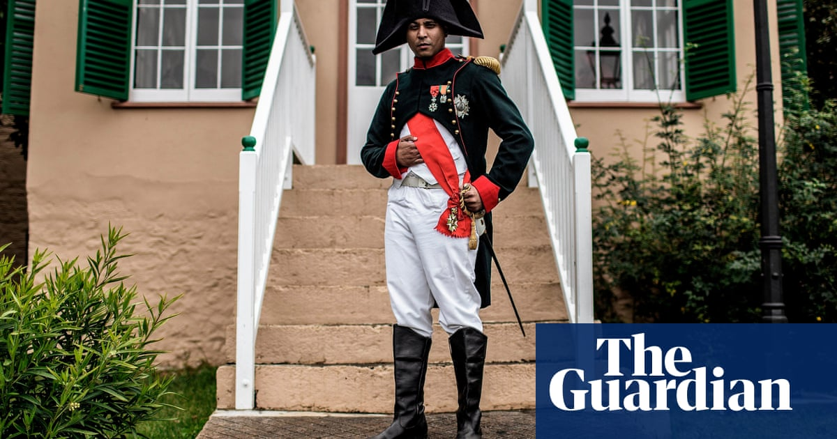 Bona part-time: Napoleon impersonator required on island of St Helena