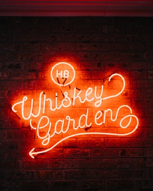 Hayden Block Smoke & Whiskey.