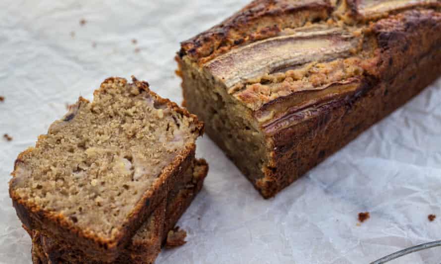 Banana bread … ideal sugar-free recipe.