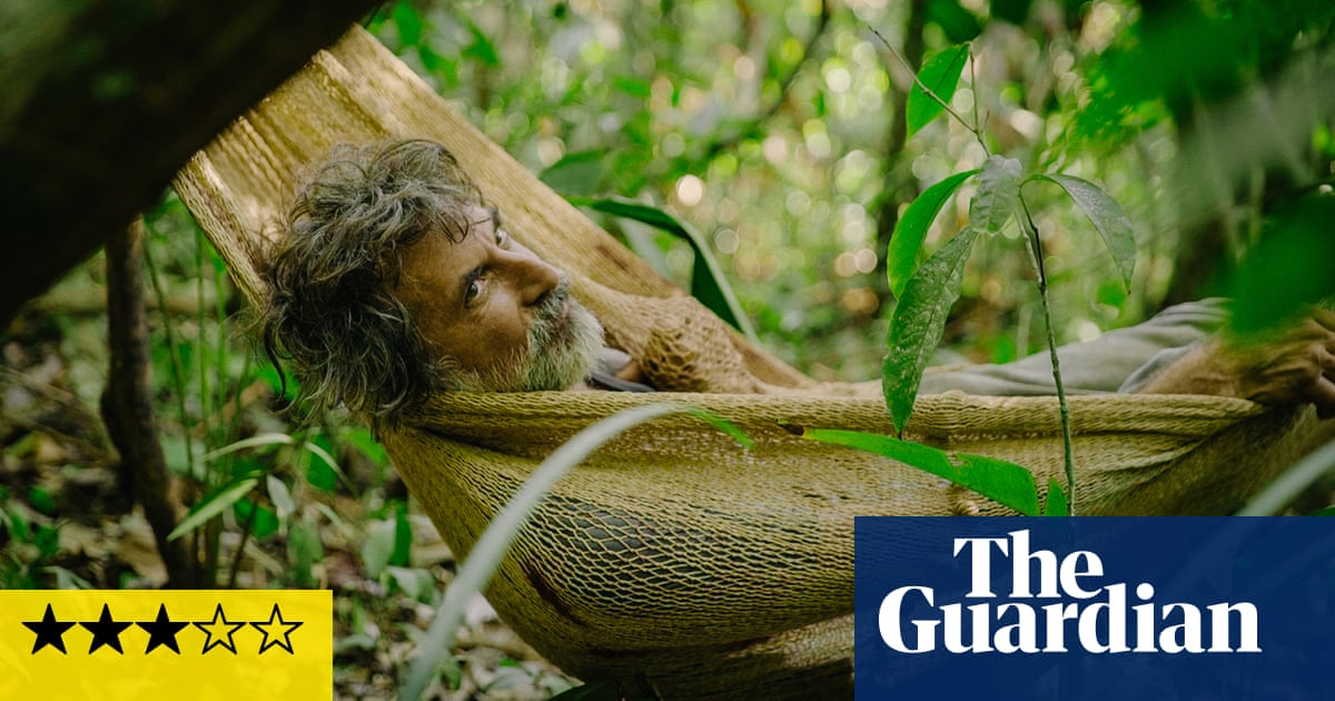 El Father Plays Himself review – behind the scenes with a raging wildman ego