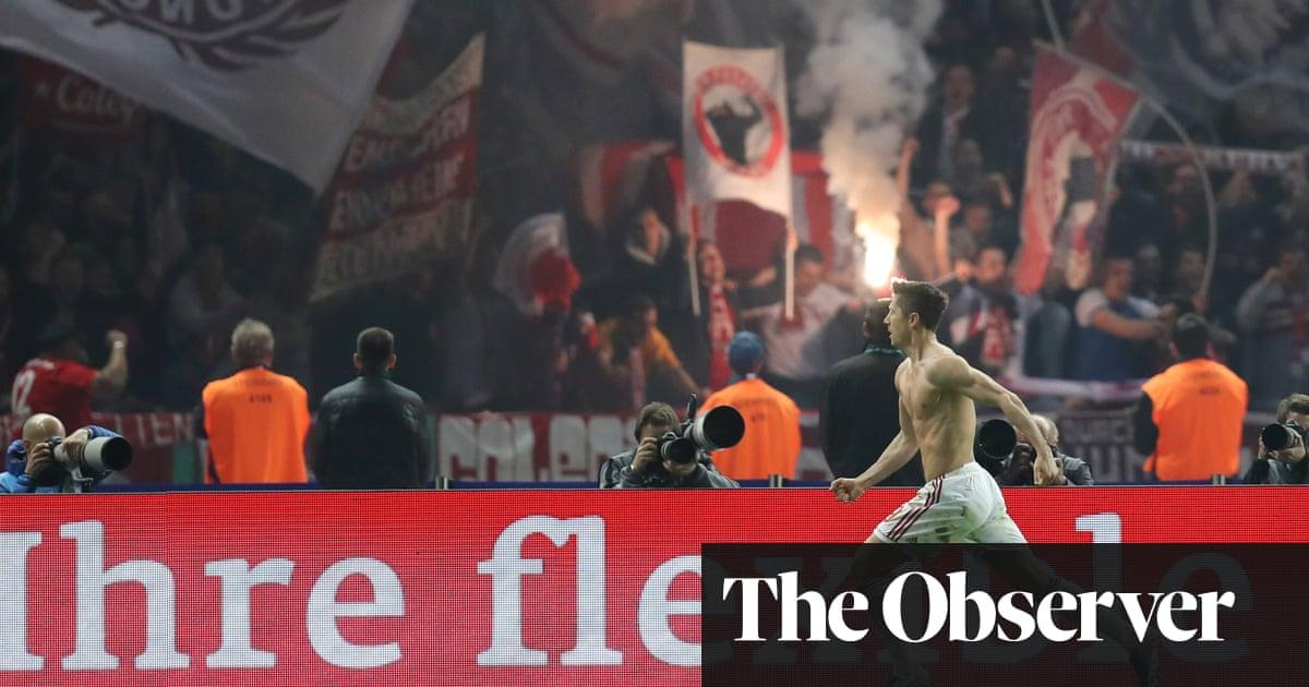 8a69aad54fc Bayern Munich win German Cup after Lewandowski cuts down RB Leipzig ...