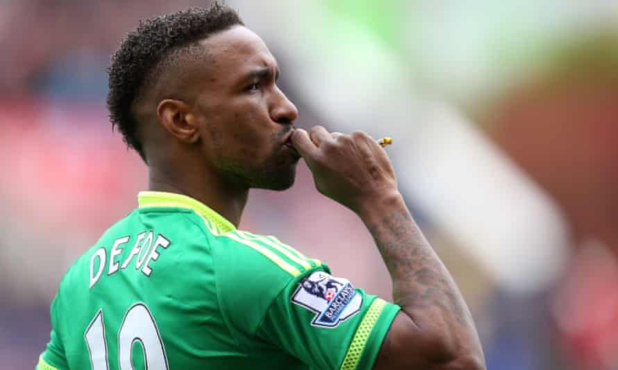 Sam Allardyce believes Jermain Defoe's 14 goals this season have kept them in the Premier League – despite the fact that they are not yet safe.