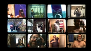 A video collage from Sam Klemke's Time Machine.