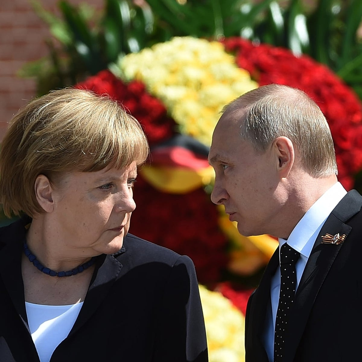 Europe S New Cold War Turns Digital As Vladimir Putin Expands Media Offensive Nato The Guardian