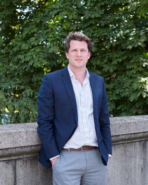 Anthony Fletcher, CEO of Graze.