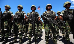 The report accuses Thai soldiers and police of torture, including against suspected insurgents, government opponents and members of ethnic minorities.