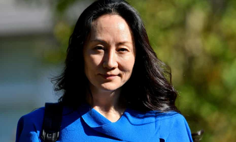 Meng Wanzhou has reached an agreement with US prosecutors.