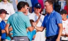 McIlroy and Thomas in close pursuit of Koepka at Tour Championship