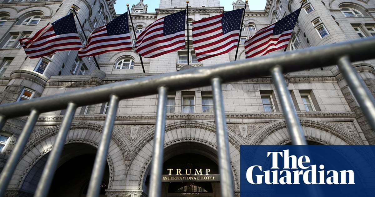 Trump Hotel raised prices to deter QAnon conspiracists, police files show