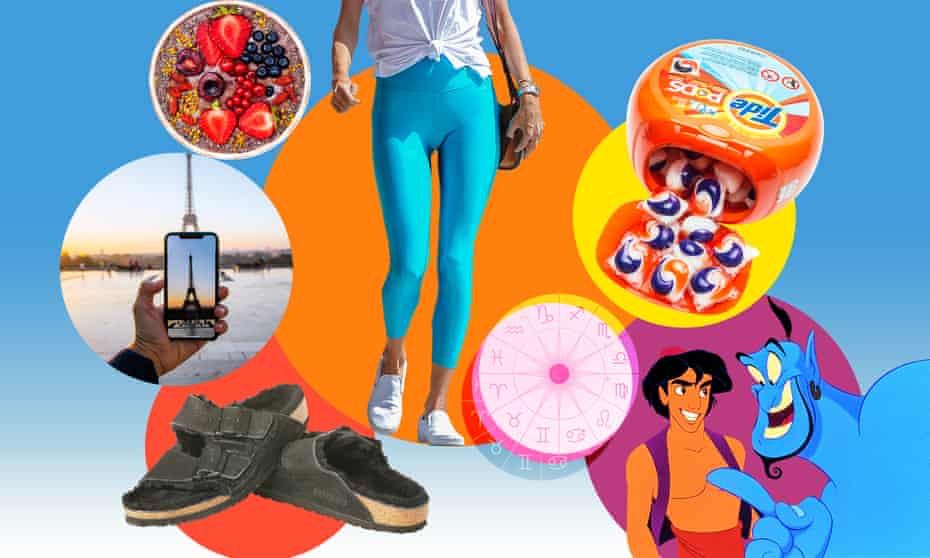Astrology, sandals, athleisure, 'clean eating': it's all bad.