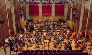 What the Guildhall symphony orchestra would look like without students from other EU countries.