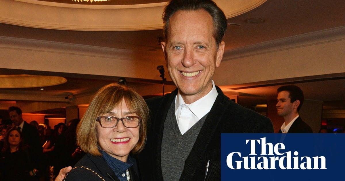 Richard E Grant reveals late wife Joan Washington had lung cancer