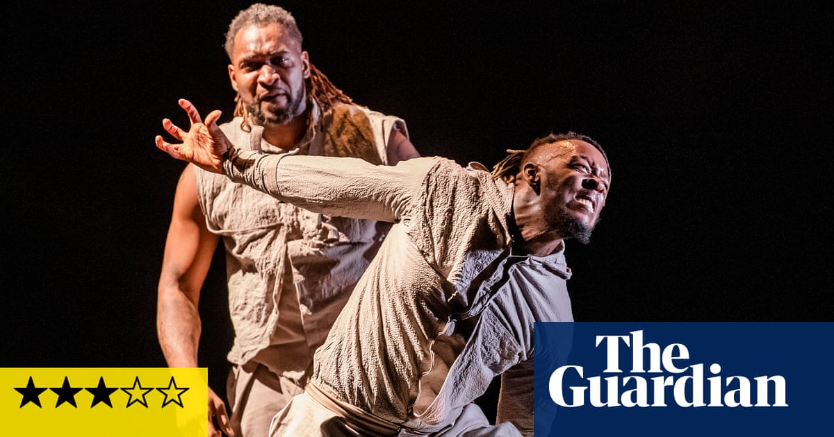 Boy Blue: Redd review –sequel to Blak Whyte Gray pushes the pain button