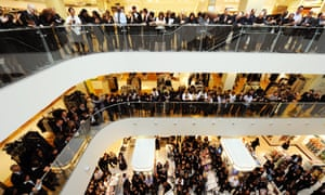 John Lewis Partnership is unlikely this year to make a show of its annual bonus announcement.