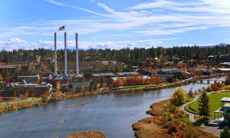 Bend ، Oregon in Our Towns