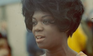 Ernestine Anderson made her big breakthrough in 1958 with the release of her album Hot Cargo.