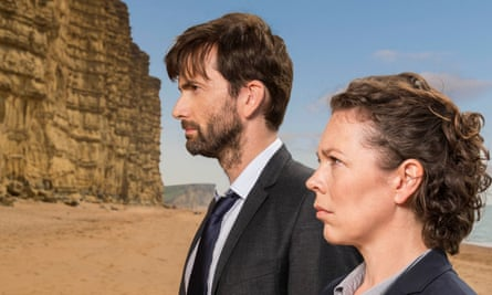 Is it really a BritBox Exclusive? ... Broadchurch.
