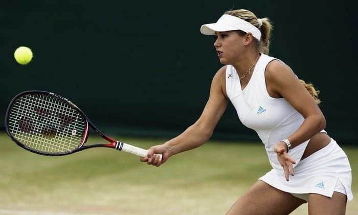 Tennis womens sex