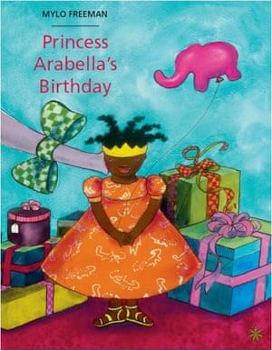 Princess Arabella's birthday Mylo Freeman
