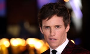 'It's impossibly expensive to live in London' … Eddie Redmayne.