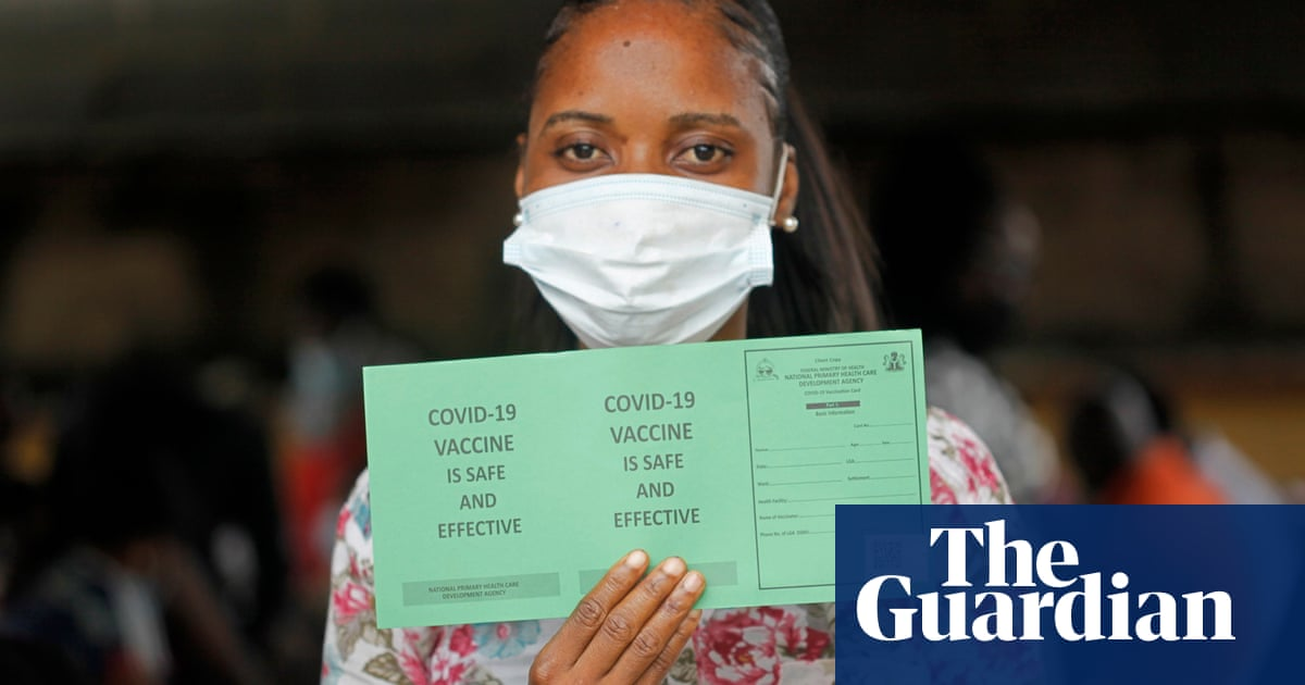 Biden under pressure to close the 'vaccination gap' with poorer nations